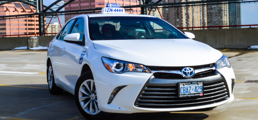 Car Service From Hamilton To Pearson Airport